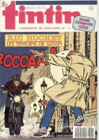 Journal de TINTIN �dition Fran�aise N� 663 du 24 Mai 1988