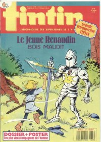 Journal de TINTIN �dition Fran�aise N� 673 du 2 Ao�t 1988