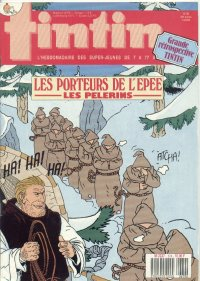 Journal de TINTIN �dition Fran�aise N� 679 du 13 Septembre 1988
