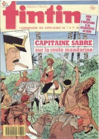 Journal de TINTIN �dition Fran�aise N� 682 du 4 Octobre 1988
