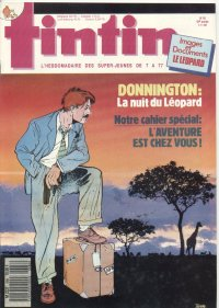 Journal de TINTIN �dition Fran�aise N� 686 du 1 Novembre 1988