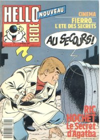 Journal Hello B�d� N� 7 du 7 Novembre 1989