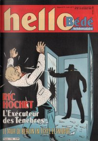 Journal Hello B�d� N� 62 du 27 Novembre 1990