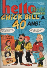 Journal Hello B�d� N� 191 du 18 Mai 1993