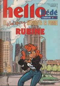 Journal Hello Bédé N° 196 du 22 Juin 1993