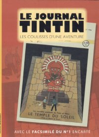 Le journal Tintin N° 8 du Septembre 2006